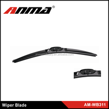 "12"" -28"" universal frameless silicone wiper blade / excellent wiping performance"