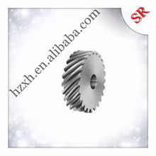 high qulaity helical tooth plastic gears