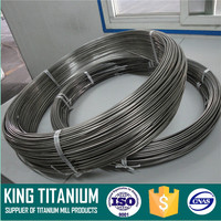 High Quality ERTi 2 Coiled Titanium Welding Wire