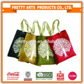 High Quality New Arrival Jute Burlap Tote Bags Wholesale