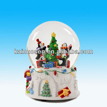 cheap outdoor christmas mini snow globe inflatable decorations