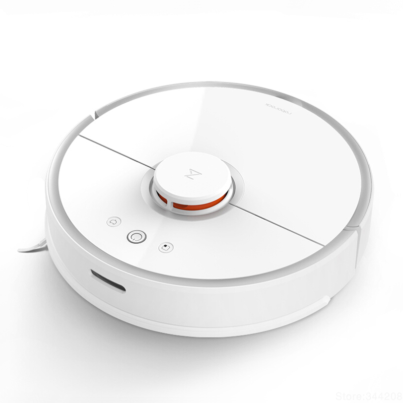 Global Version XIAOMI Roborock S50 MI Robot Vacuum <strong>Cleaner</strong> 2 for Home Automatic Sweeping Dust Sterilize Mobile Remote