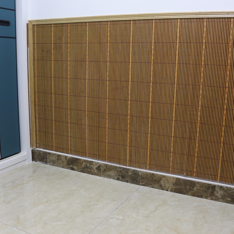 Innovative bamboo ware decoration materials/Natural bamboo wallpaper