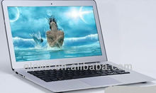 Wholesale 13.3 inch two core arm netbook WM8850 Android 4.2 OEM laptop
