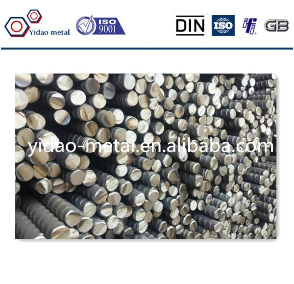 High Quality Thread Bar Ground anchors/Soil Nailing