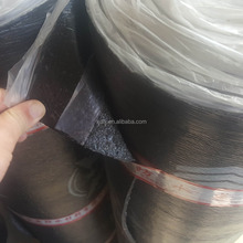 Polyester mat reinforcement sbs/app modified bitumen waterproof membrane factory