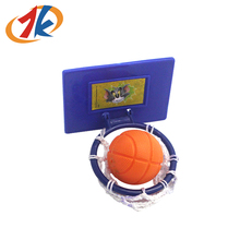 Promotional Sports Mini Plastic Basketball Set Toy