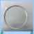 Round shape sticky fixate gel pad clear