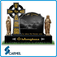 Irish Unique Headstone