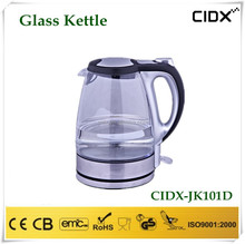 1.7L New Electric Glass Kettle Schott Glass (CIDX-JK101D)