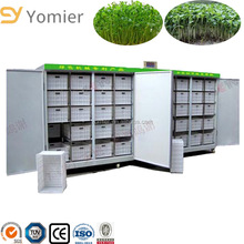 Factory Directly Ozone Sterillization Green Sprouts Growing Machine/Mung Bean Growing Maker/Soya Bean Making Machine