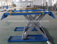 Car lifting machinery car service station equipment