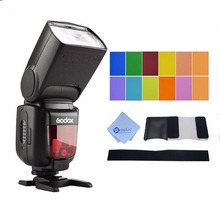 Newest Godox TT600 2.4G high-speed wireless camera flash speedlite for Canon Nikon Pentax Olympus