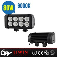 "Guangzhou hotselling 7.8"" 80W kitchen cabinet led light bar 4X4 Off road tractor for UTV ATV Boat"
