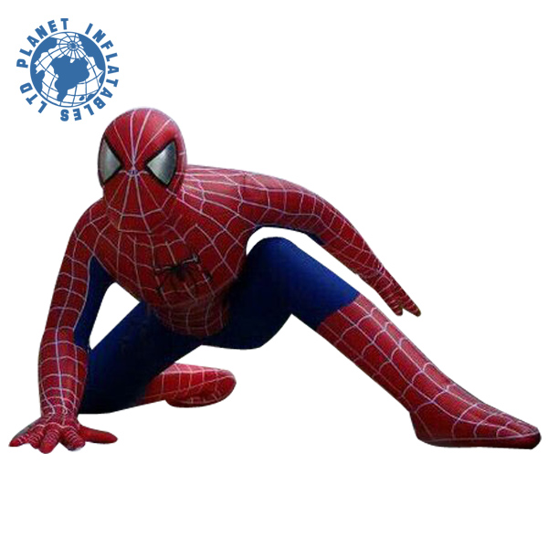 Hot Sale Outdoor Giant Inflatable Spiderman for Advertising