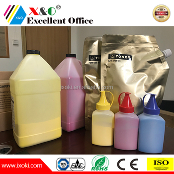 Made in Japan Top Quality Cheap price Toner refill Powder for Used copier Xerox Ricoh Kyocera OKI Konica minolta machine