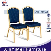 Factory Price Used Aluminium/Steel Modern Banquet Chair chair