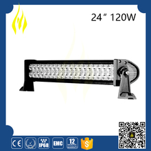 High quality 120W 24 inch led light bar offroad for ATV, SUV, off road, 4X4, mining vehicle,etc.