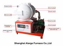 shanghai high temperature sale vacuum induction electric melting furnaces
