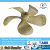 5 Blade Cu3 Marine Fixed Pitch Propeller