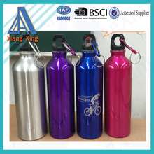Promotional exhibitions gifts 500ML 750ML Stainless Steel Drinking Bottle Metal Water Bottle Sports Water Bottle wholesale