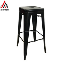 XM-TCD008 China metal fashion high bar stools