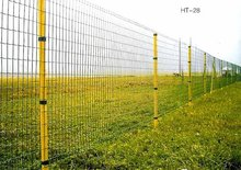 high quality cheap fencing / fence panels / safety mesh fence