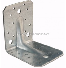 Building hardware shaped metal brackets manufacture