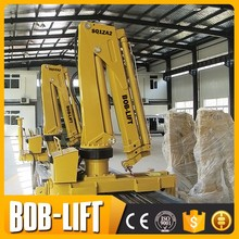 5Ton Articulated Boom Mounted Truck Cranes