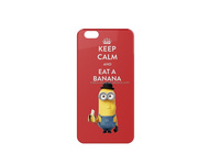 tpu minions free sample phone case for iphone
