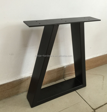 Furniture Leg Type and Metal Type wrought iron coffee table legs