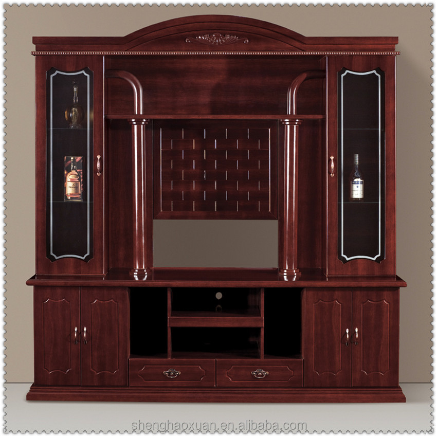Hot Selling Living Room Furniture Tv Cabinet India Cabinets With Showcase