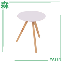 Yasen Houseware Table For Mini Fridge,Praying Table,Reclaimed Wood Table