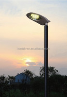 IP66 high brightness luminaire street light with top or side fitting 60mm for subway