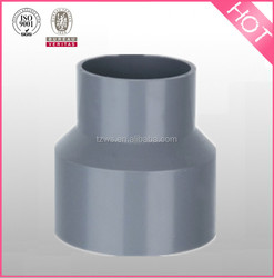 DIN high quality PVC Coupling Reducer Plastic Water Fittings