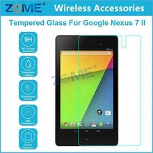 0.3Mm 9H Thickness Tempered Glass Screen Protector For Google Nexus 7 Ii 2Nd Generation