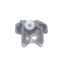 4132F057 engine oil pump for perkins F057