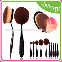 T0C Professional Toothbrush Cosmetics Makeup Brushes