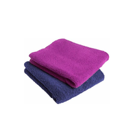 100% white airline cotton towel for hand face cleaning