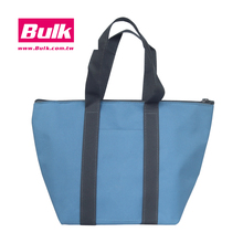 Baby Blue Portable Oxford Tote Cooler Bag