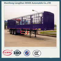 Factory Supply 3Axles Cargo Transport Truck