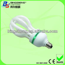 Big Lotus 65W/85W/105W CFL energy saving light bulb