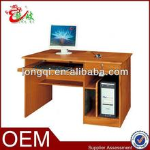factory direct sale mdf material low price pvc computer table F821
