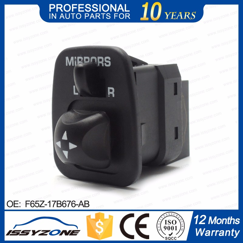 IMSFD018 For Ford F150 F250 F350 F450 F550 1999-2004 Auto Mirror Control Switch F65Z17B676AB 901-319