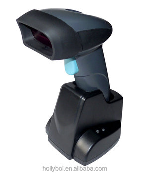 wireless bar code scanner with momery/bluetooth barcode reader