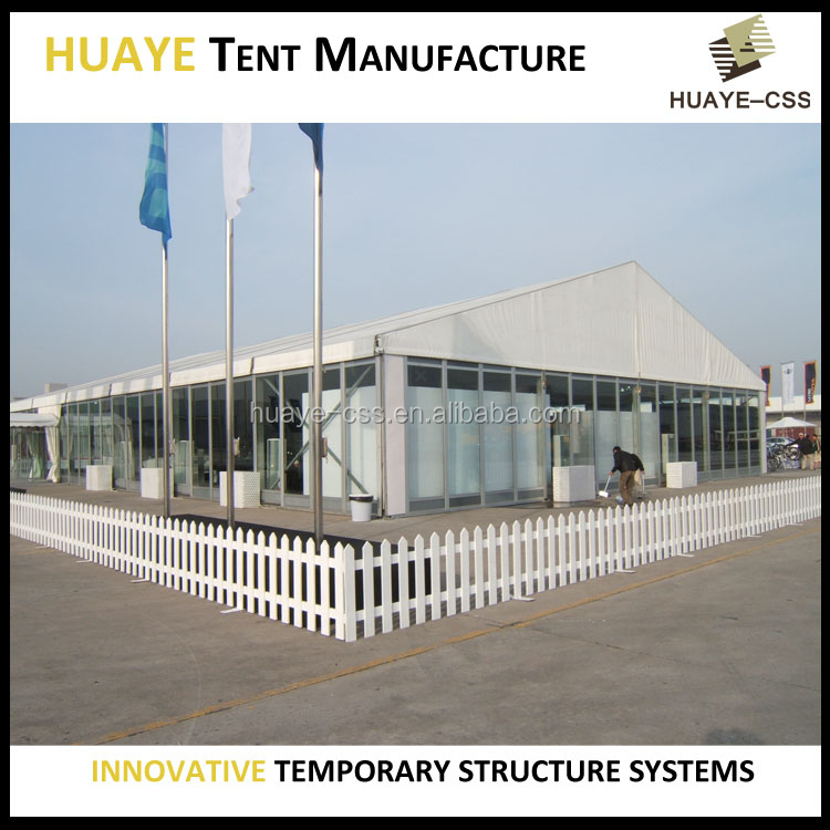HUAYE outdoor 21 m tent for trade show for sale