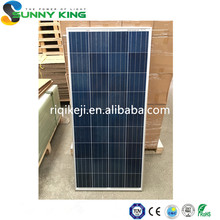 Hot selling 250w solar pane poly panel solar from solar power plant