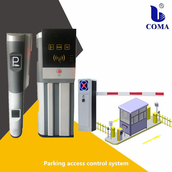 Automatic vehicle access control Car Parking Management