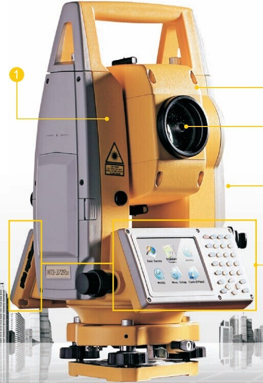 South NTS-372R10 Accuracy 1 Low Price Total Station
