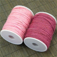 Bottom price professional clothes accessories hemp rope ribbons